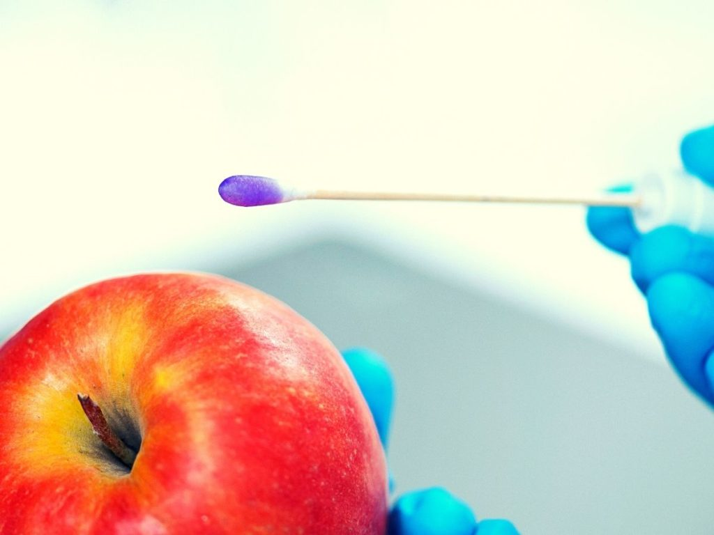How to Avoid Pesticide Residue in Food