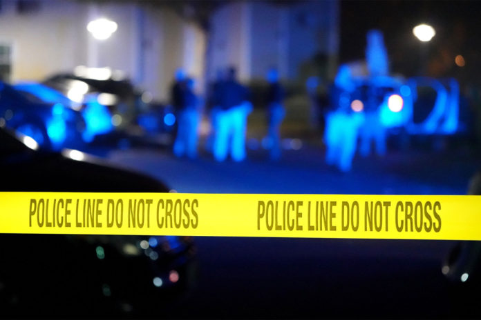 NJ man struck by stray bullet while sleeping in apartment