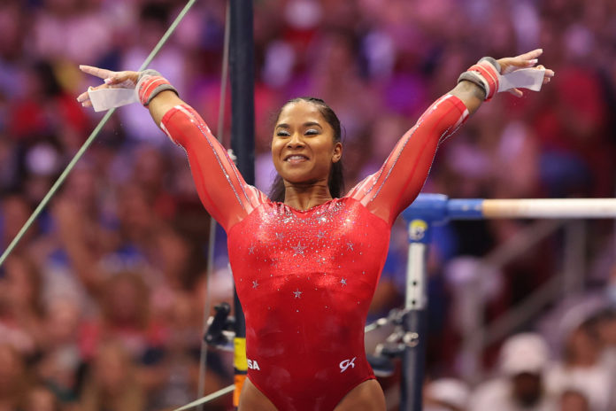 Jordan Chiles' mom gets prison sentence delayed to 'support' Olympic daughter