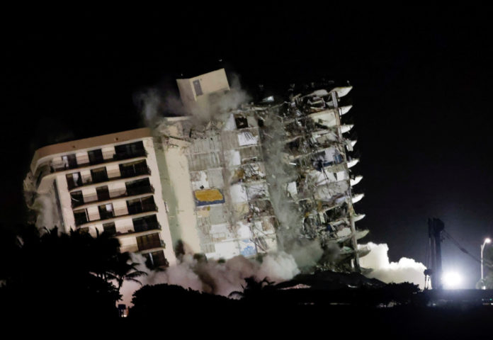 Surfside 911 calls reveal terror, disbelief during moments condo collapsed