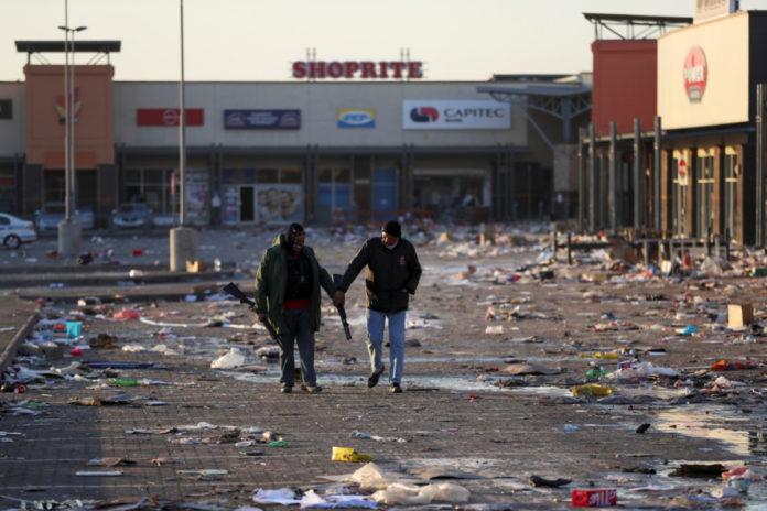 Death toll rises in South Africa as calls to end violence go unheard