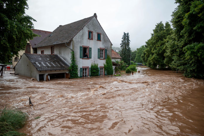 Germany floods leave at least eight dead and several missing