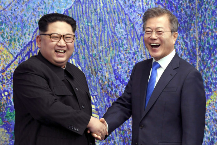 North Korea and South Korea restore communication channels, agree to improve ties