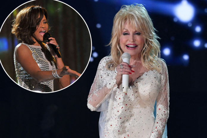 Dolly Parton supported black neighborhood with Whitney Houston royalties