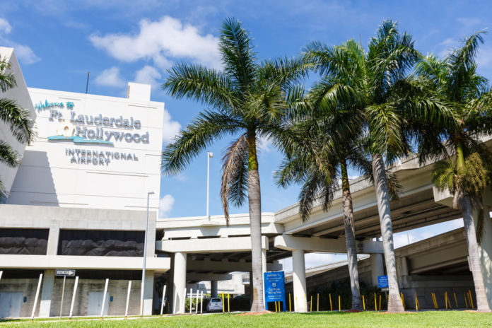 Part of Fort Lauderdale airport evacuated after bomb threat