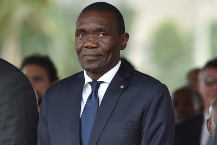 Senate leader third to claim power in Haiti after president assassinated