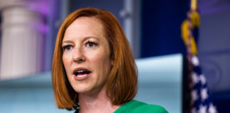 WH Press Secretary Jen Psaki to throw first pitch at Nationals-Padres game