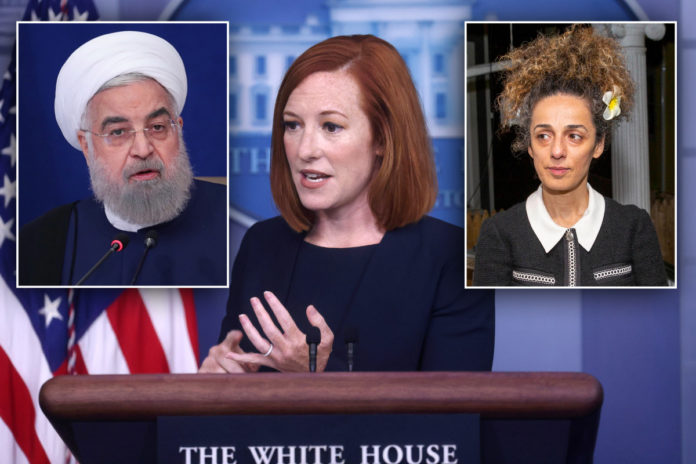 Biden plans to continue Iran nuclear talks after plot exposed to kidnap US reporter