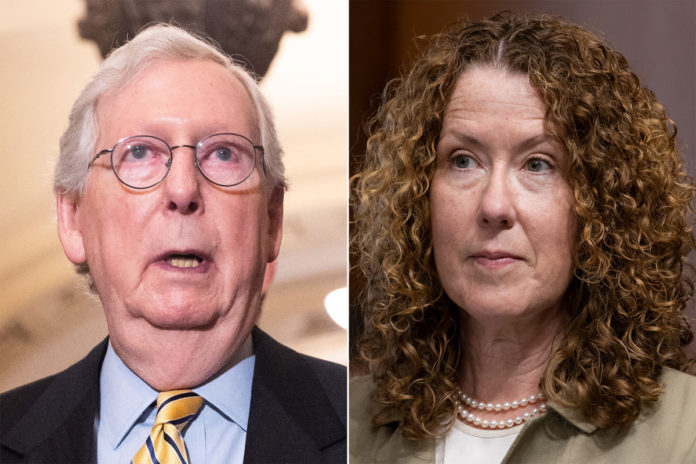 McConnell calls on Biden to drop Land Management pick over alleged ties to eco-terrorists