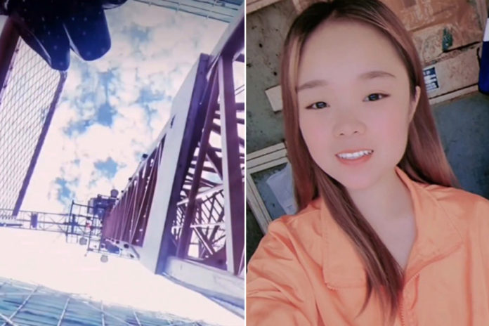 Influencer dies from 160-foot fall while recording video