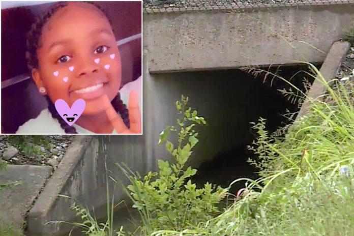 12-year-old St. Louis girl dies as she's swept into storm drain