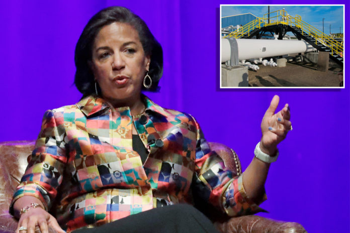 Susan Rice to sell $2.7M stake in oil pipeline company after project upheld