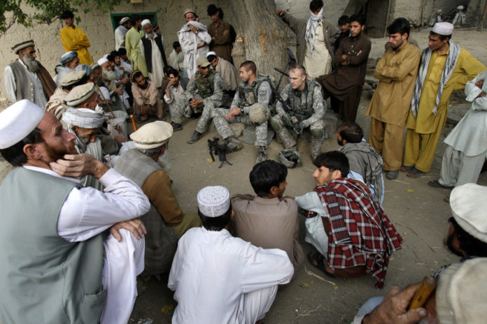 White House announces plan to evacuate Afghans who helped US