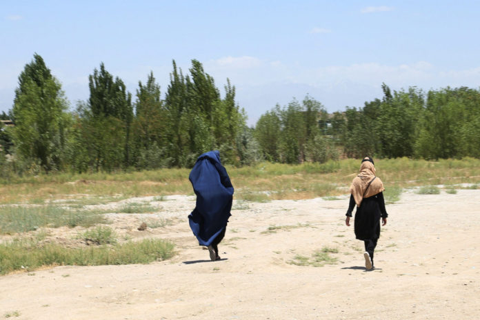 US considers visas for vulnerable Afghan women after military exit
