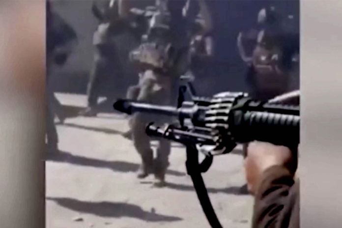 Taliban executes Afghan special forces soldiers: video