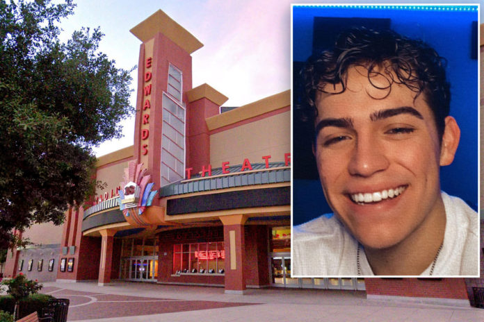 TikTok star Anthony Barajas dies after CA theater shooting