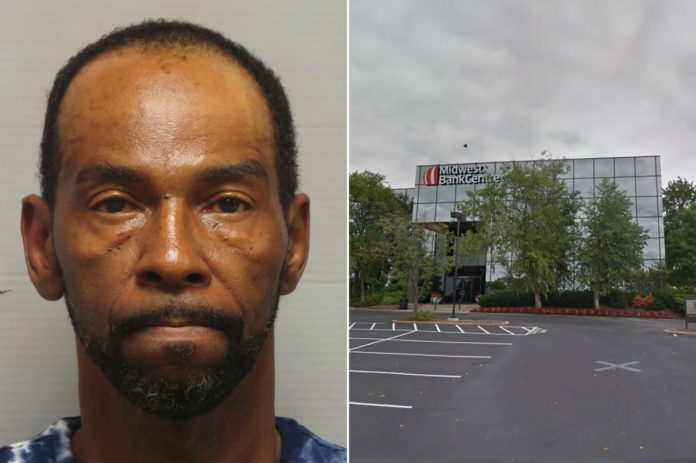 Bank robbery suspect nabbed by fingerprints on demand note