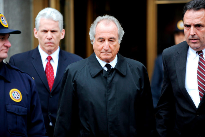 Bernie Madoff reportedly earned 24 cents an hour for prison work