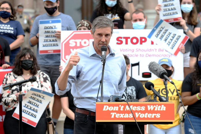 Escapade to DC by Texas Dems funded by Beto O'Rourke's PAC