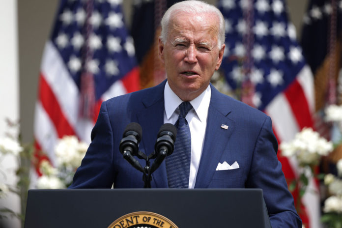 Biden slams 'pain in the neck' reporter for off-topic question