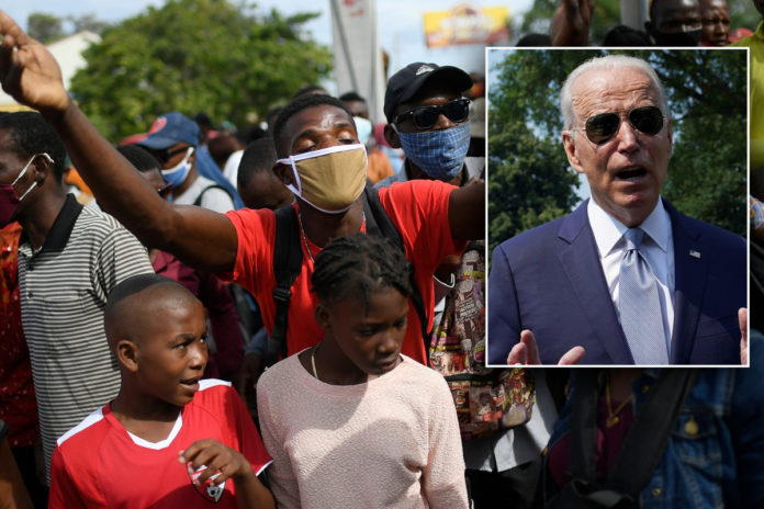 Biden voices US support for people in Cuba, Haiti