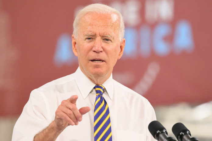 DACA protections up for discussion as Biden huddles with Democratic lawmakers