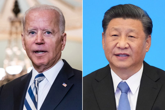 Biden looking to set up 'red phone' to China: report