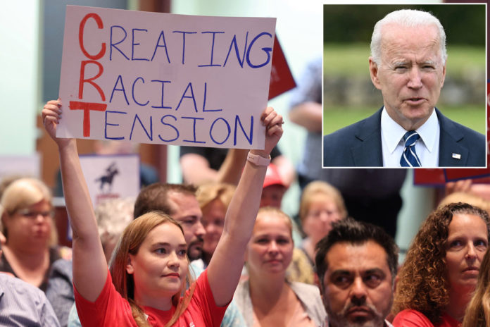 Biden admin's school reopening guidelines included link to group promoting critical race theory