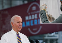 Biden says he won't talk COVID vaccine mandates in PA but will Thursday