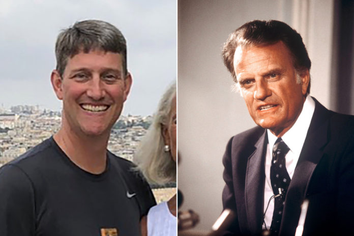 Grandson of Rev. Billy Graham in critical condition with COVID-19