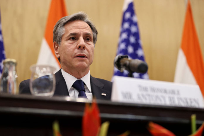 Blinken calls executions by the Taliban 'deeply troubling'