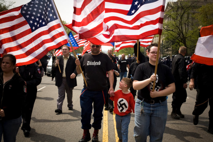 BLM chapter calls American flag 'symbol of hatred'