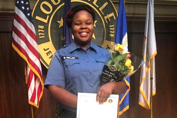 Bodycam footage from Breonna Taylor's death may exist, suit claims