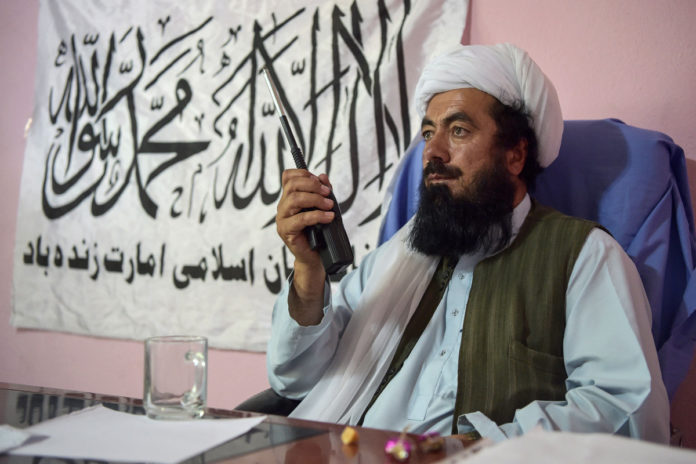 Britain would work with Taliban if they take over Afghanistan