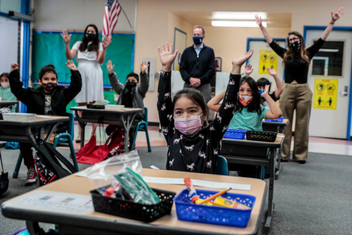CDC says schools should 'prioritize' fully reopening this fall