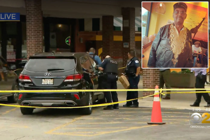 Vietnam vet dies after attempted robbery in Chicago parking lot