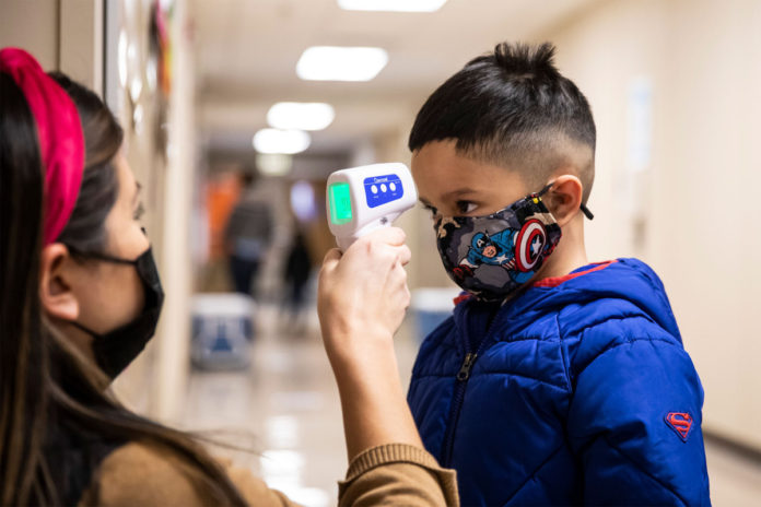 Chicago public schools will require masks for teachers and students