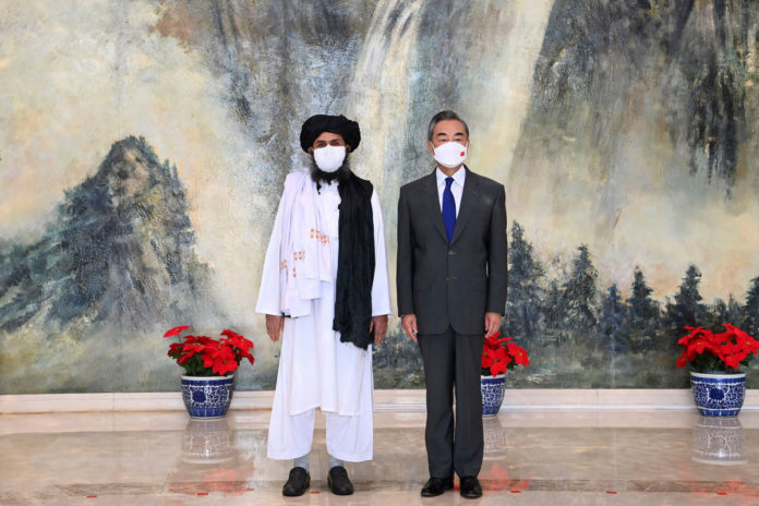 China-Taliban ties warm ahead of US withdrawal from Afghanistan