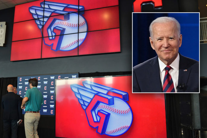 Psaki says Biden onboard with Cleveland Indians name change