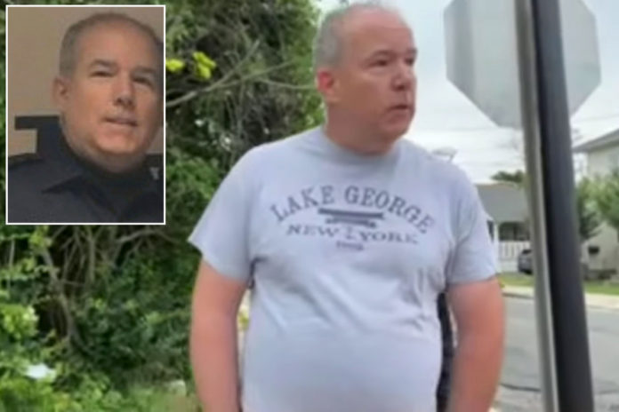 Cop busted by 'concerned citizens' in NJ underage sex sting