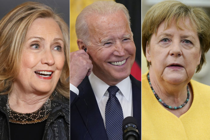 Hillary Clinton, GOP leaders will join Biden for dinner with German chancellor