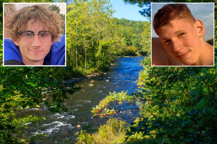 Missing teens' bodies pulled from Connecticut river