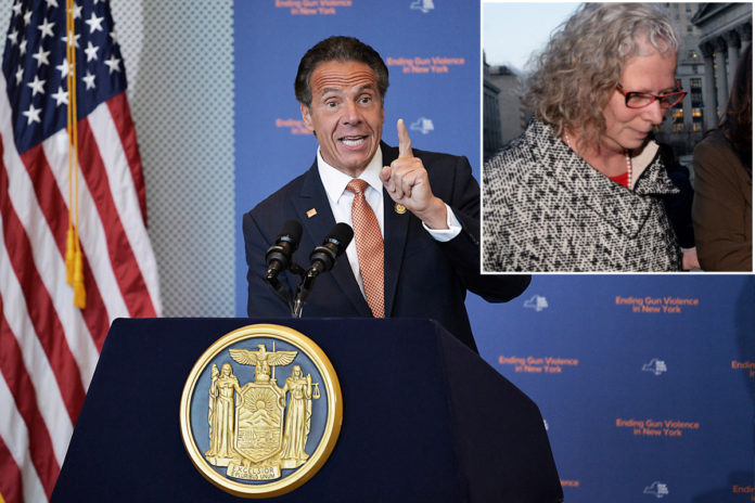 Cuomo lawyer who was figure in sexual misconduct allegation to resign
