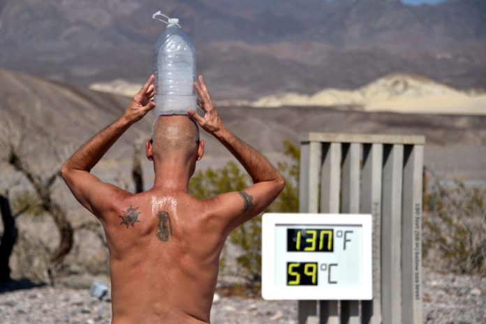 Western states facing more blistering heat, fire danger