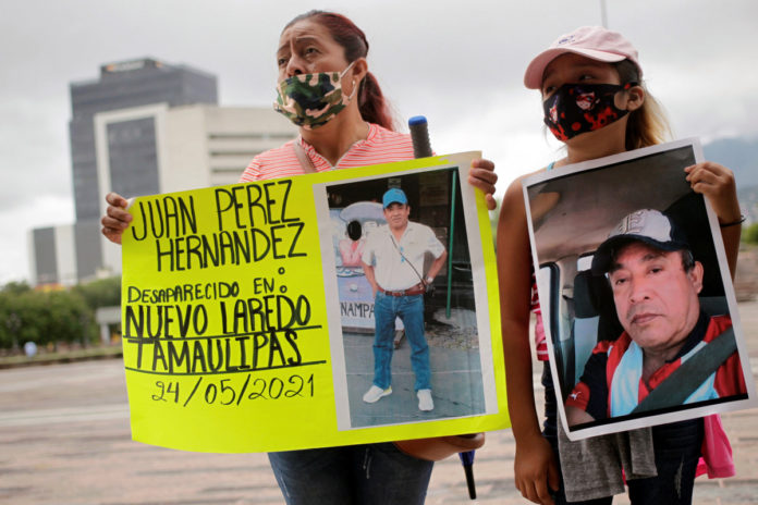 TX mom, dozens of others missing along Mexico's 'highway of death'