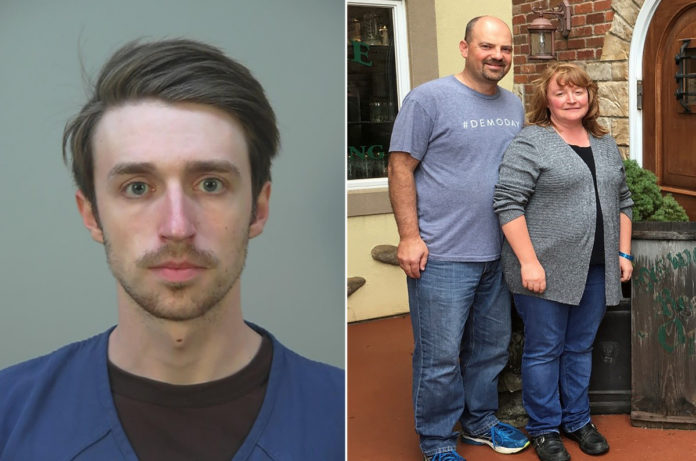 Wisconsin man who reported parents missing arrested after dismembered body found
