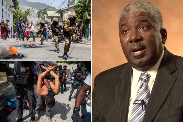 Doc tied to assassination was on a 'mission to save Haiti from hell'