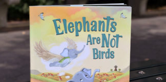 Conservative publisher Brave Books debuts with 'Elephants Are Not Birds'