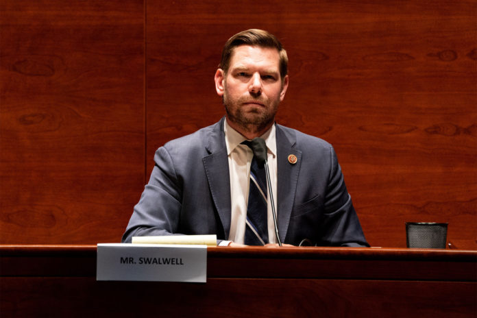 Swalwell's campaign spent big on booze, limos, wife's hotel: records