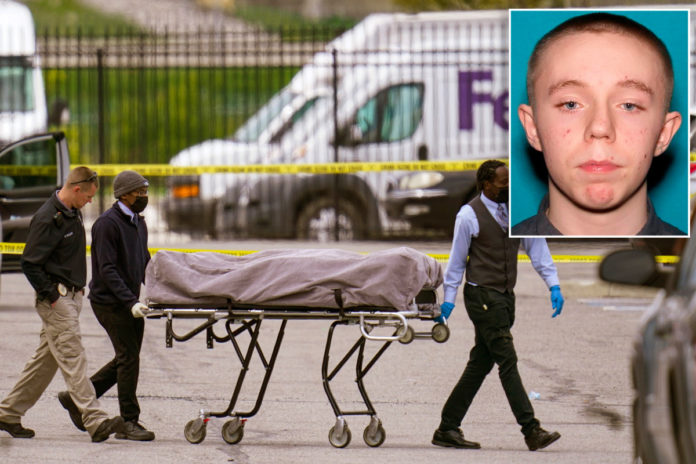 FedEx gunman who killed 8 wanted to 'demonstrate his masculinity'